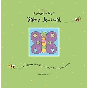 baby journal books