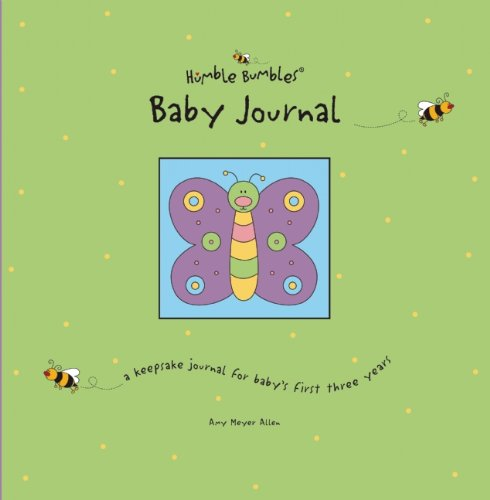 Humble Bumbles Baby Journal