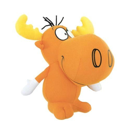 Rocky & Bullwinkle & Friends - Bullwinkle J. Moose Plush