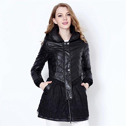 Automne-et-hiver-Down-Jacket-Femmes-dans-la-longue-section-en-mousseline-de-soie-Slim-Hooded-manteau-veste-chaude