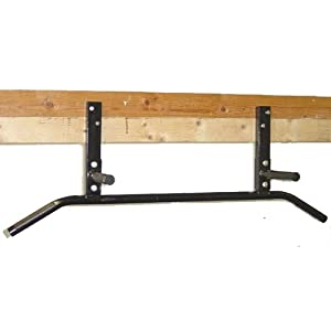 mounting a joist mount pull up bar in basement building