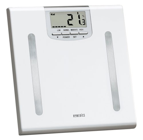 Image of Homedics SC-512 HealthStation Body Composition Scanner with BIA Body Fat and Water Status with 2 memories, 350 lb. / 160 kg Capacity (SC-512)