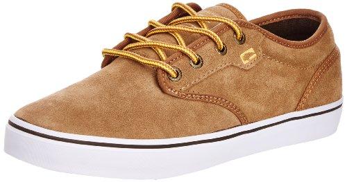 Globe  Motley,  Scarpe da skateboard uomo, Marrone (Braun (golden brown 17174)), 44