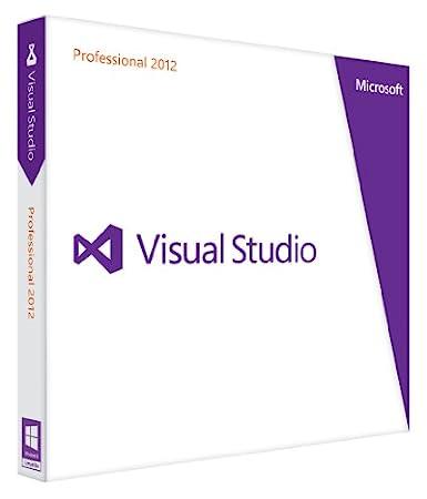 Microsoft Visual Studio Pro 2012