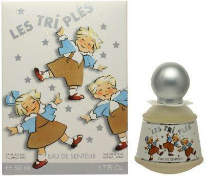 Les Triples Fragrance for Children 1.7 oz Eau
