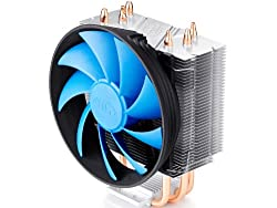 Deepcool Gammaxx 300 Tower Type with 3 Heat Pipe Universal CPU Cooler (PC)