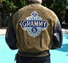 1995 Official Leather Grammy Awards Jacket XXL New with Tags