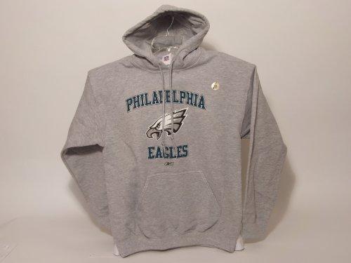 New - Officially Licensed NFL Reebok Hoody - Philadelphia Eagles - Large