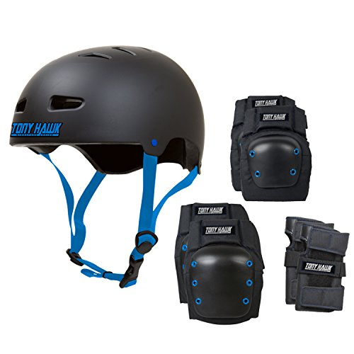 Tony Hawk Helmet/Pad Combo, Large/X-Large