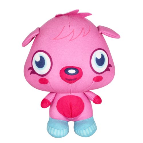 Moshi Monsters - Talking Plush - Poppet - 1