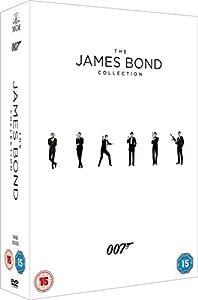 James Bond - 23 Film Collection [DVD] [2015]
