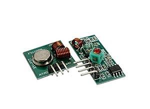 XINTE 1pcs Transmetteur sans fil 315M et module récepteur