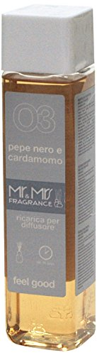 Mr&Mrs easy fragrance 003 India pepe nero e cardamomo 詰め替えボトル300ml