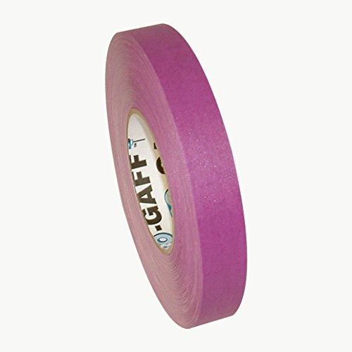 Pro Tapes Pro-Gaff Gaffers Tape: 1 in. x 60 yds. (Purple)