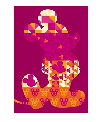 Viva Disney Comfort Line Cl_Mickey Patchwork 133X190 cm