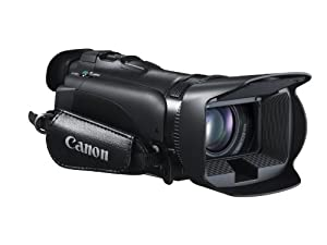 """Canon Legria HF G25 Camescope 2,37 Mpix Écran LCD 3,5"""" 10X Noir"""