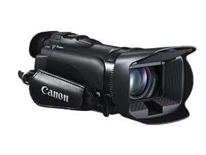 Canon Legria HF G25 HD-Camcorder (2,3 Megapixel, 10-fach opt. Zoom, 8,8 cm (3,5 Zoll) Touchscreen, 32GB Flash Speicher, bildstabilisiert) schwarz