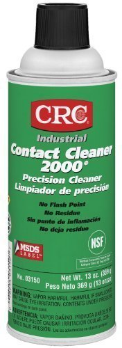 03150 Crc Industries Contact Cleaner 2000 Contact Cleaner