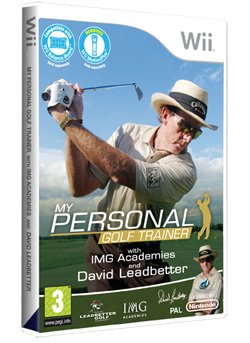 Wii My Personal Trainer With David Leadbetter Picture