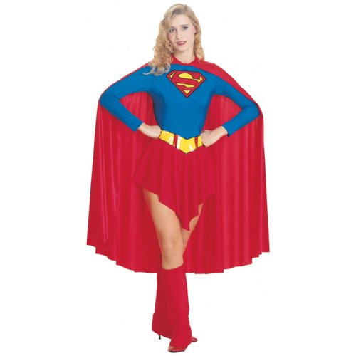 Womens Trademark Original Supergirl Costume