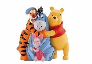 Bully - B12222 -Tirelire Winnie et ses Amis