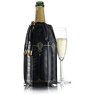 Vacuvin - Rafraîchisseur à Champagne - Rapid Ice Champagne Cooler