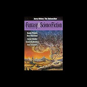 The Best of Fantasy and Science Fiction Magazine 2002 | [Harlan Ellison, Bruce Sterling, Albert E. Cowdry, Jeffrey Ford, Damon Knight, Ron Wolfe, M. Rickert]