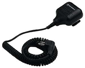 Motorola HMN9026F External Lapel Speaker Microphone for XTN Series Two-Way Radios- 53862