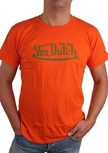 de-hombre-para-hombre-t-shirt-camiseta-traere-fine-camiseta-naranja-talla-m-l