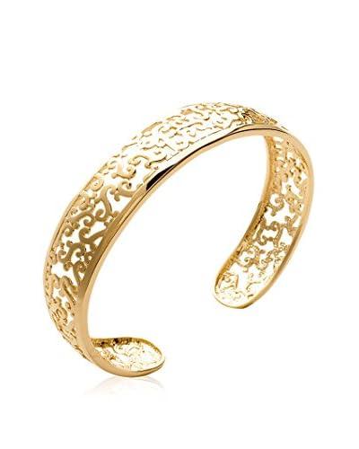L'ATELIER PARISIEN Brazalete 90023362B metal bañado en oro 18 ct
