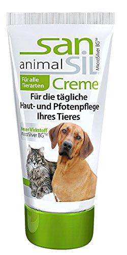Artikelbild: SANSIL® animal - Die Wundheilpflege -Creme- 50 ml