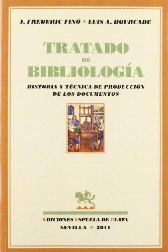 Tratado De Bibliologia (Gallardo, Serie Menor)