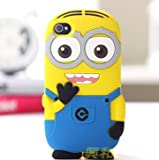 カワイイ アイフォンケース iPhone6/6s対応 アイフォン6ケース アイフォン6sケース iPhone6/6sケース Minion ミニオン カバー スマートアイフォンケース 携帯ケース 保護ケース(M1)