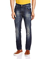 Pepe Jeans Men's PM2018014 Relaxed Fit Jeans (8903872716685_DWAYNE-V_Tint and Black_30)
