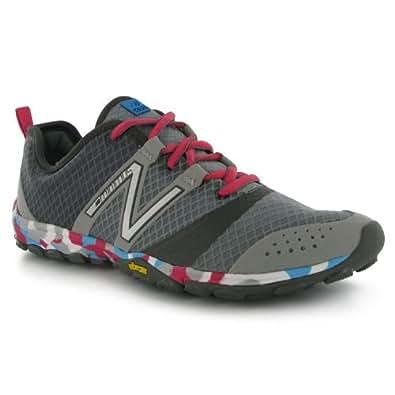 New Balance Women Trail 20 Ladies Running Shoes Grey/Camo UK 6