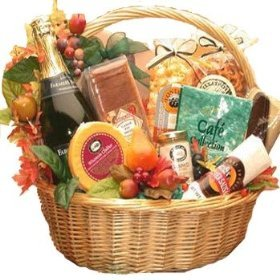 Best Gift Baskets: Thanksgiving Gourmet Food and Snacks ...
