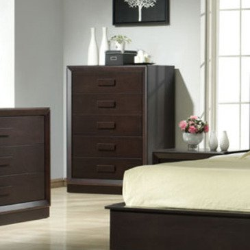 J&M Furniture Boston Chest in Expresso