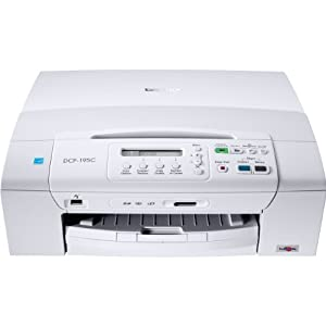 Brother DCP 195 C Colour Multifunctional Printer