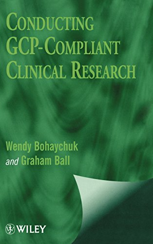 Conducting GCP- Compliant Clinical Research: A Practical Guide PDF