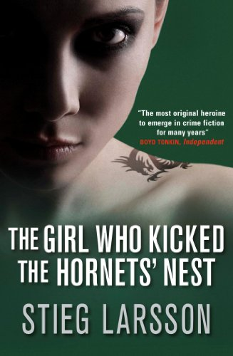 Girl Who Kicked the Hornets Nest, Stieg Larsson
