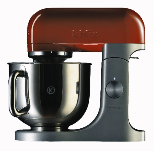 Kenwood kMix KMX51 Stand Mixer, Raspberry Red