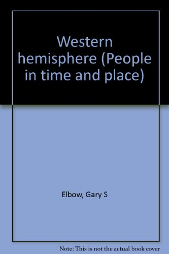 Western hemisphere (People in time and place)