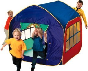 Pop Up Mega Mansion play tent 2164
