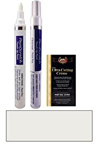 2006 Chevrolet Aveo Dove Silver Metallic 95U/WA248L Touch Up Paint Pen Kit - Original Factory OEM Automotive Paint - Color Match Guaranteed