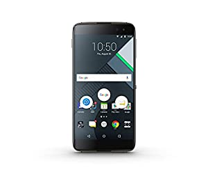 BlackBerry DTEK60 UK SIM-Free Smartphone - Earth Silver