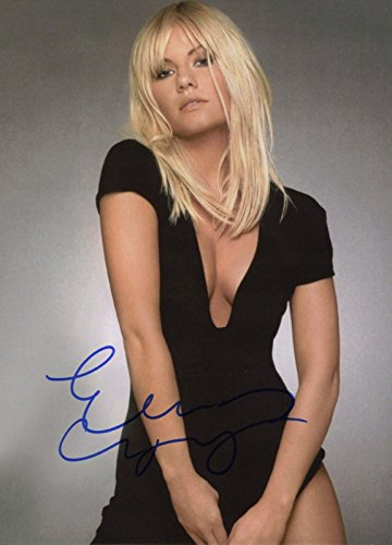 elisha-cuthbert-signed-ranch-happy-endings-hot-in-black-color-8x10-photo-w-coa
