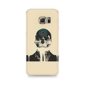 Mobicture Skull Target Premium Printed Case For Samsung S7