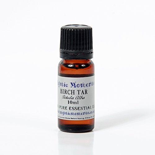Mystic Moments Birch Tar Essential Oil 100% Pure 10ml