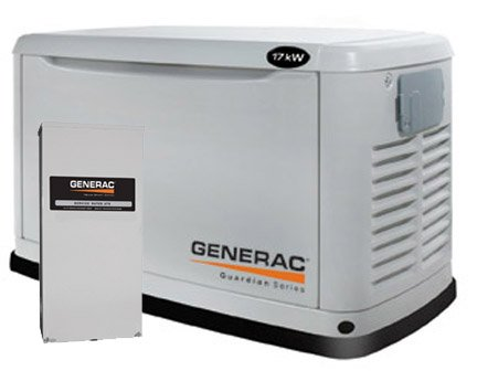 41dIrybGlwL Generac 17kW Standby Generator (Aluminum) Pre Packaged w/200 Amp Service Rated ATS