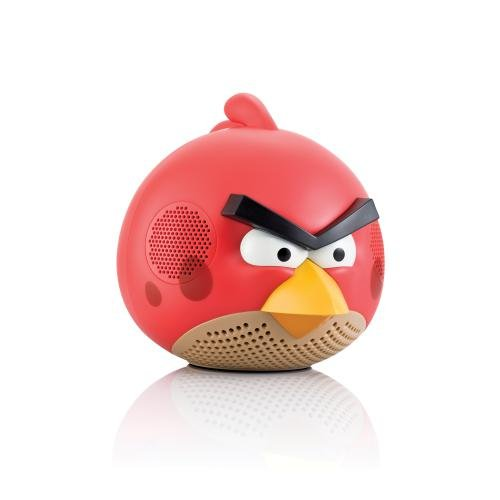 Gear4 Angry Birds Speaker (Red Bird)
